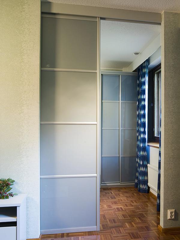 Seinän purkaminen kerrostalossa  Perhekoti ilmapiiri